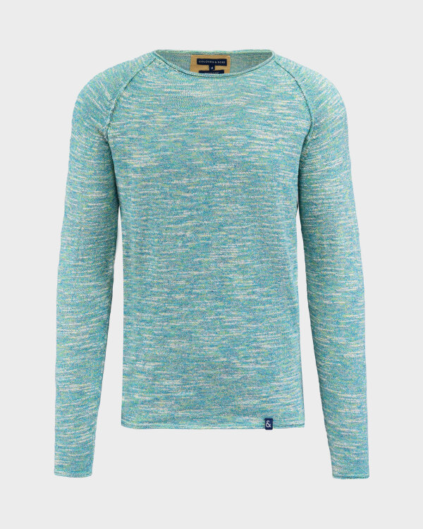 Sweter Colours & Sons 9121-180_902 COMBO2 zielony