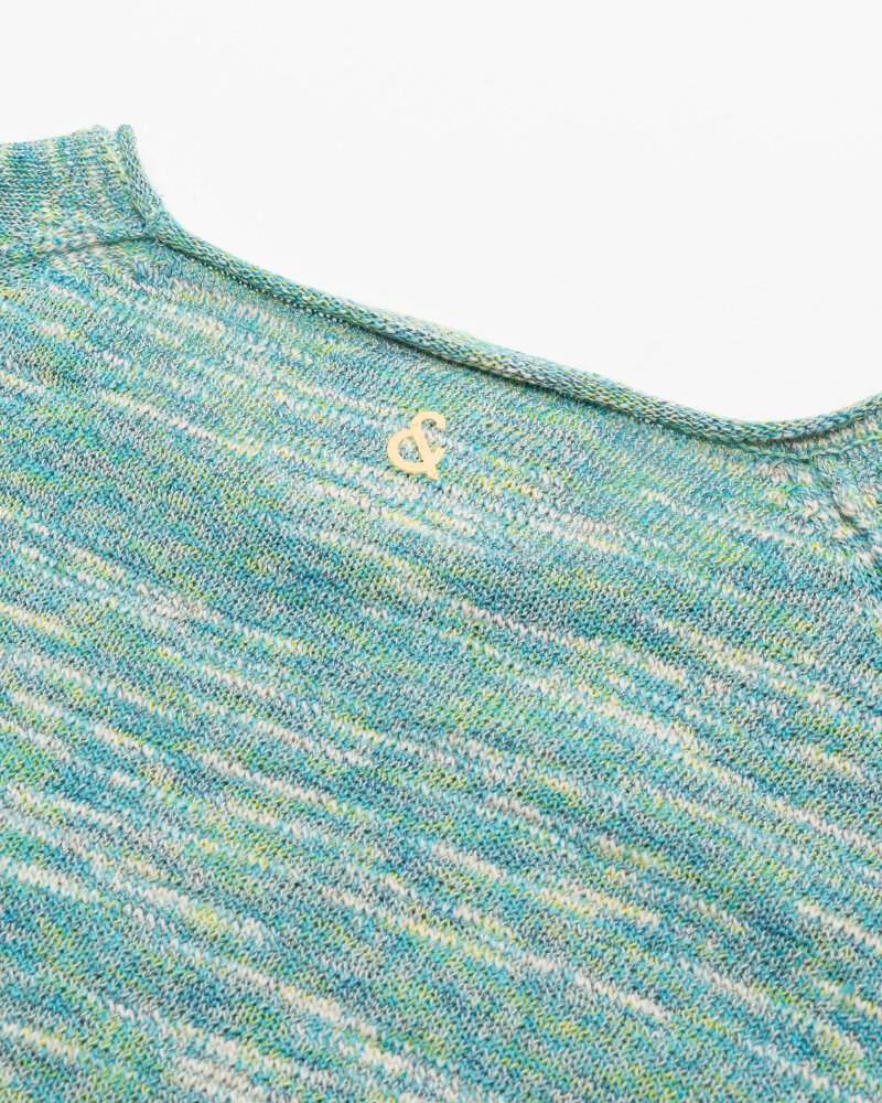 Sweter Colours & Sons 9121-180_902 COMBO2 zielony - fot:4