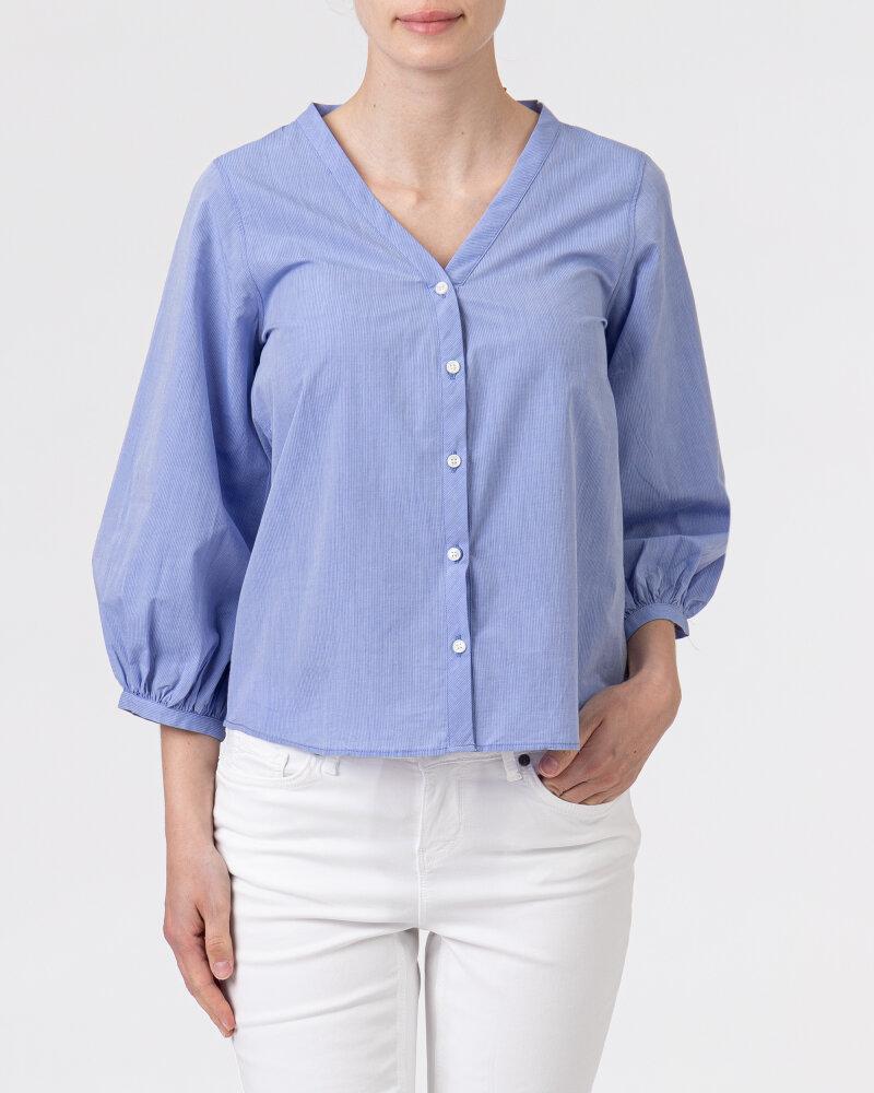 Bluzka Stenstroms ANNA 261131_6856_132 niebieski - fot:2