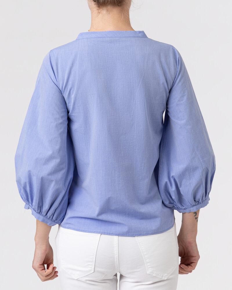 Bluzka Stenstroms ANNA 261131_6856_132 niebieski - fot:4