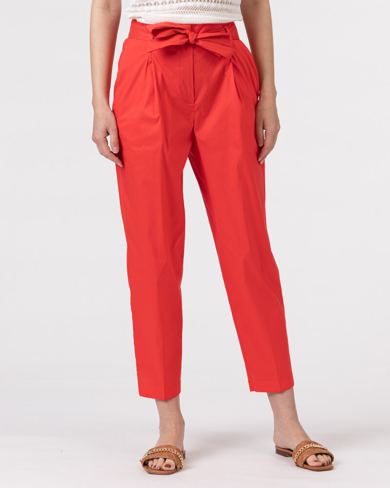 Spodnie Iblues CAMOZZA_71310312_003 czerwony - fot:2