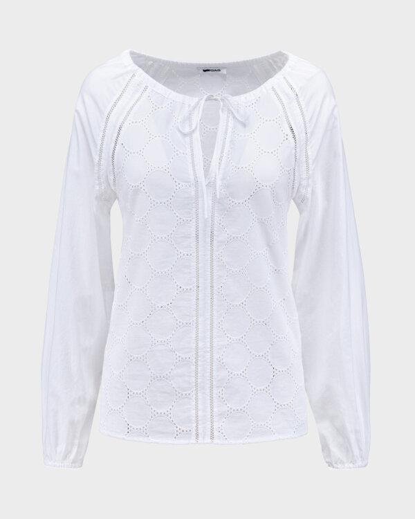 Bluzka Gas A1434_SARRAH LACE         _0001 biały