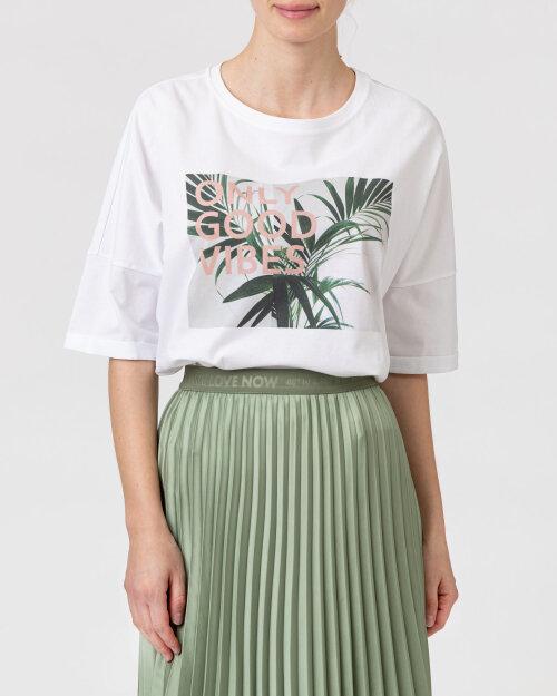 T-Shirt One More Story 101537_3000 biały