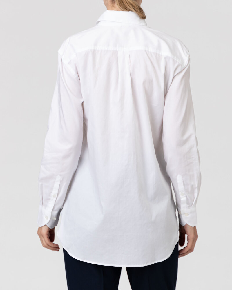 Koszula Stenstroms SAMMI 141031_6536_000 biały - fot:4