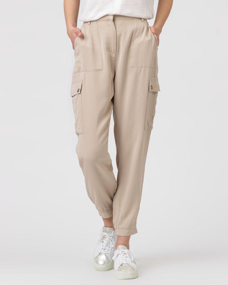 Spodnie One More Story 101592_1922 beżowy - fot:2