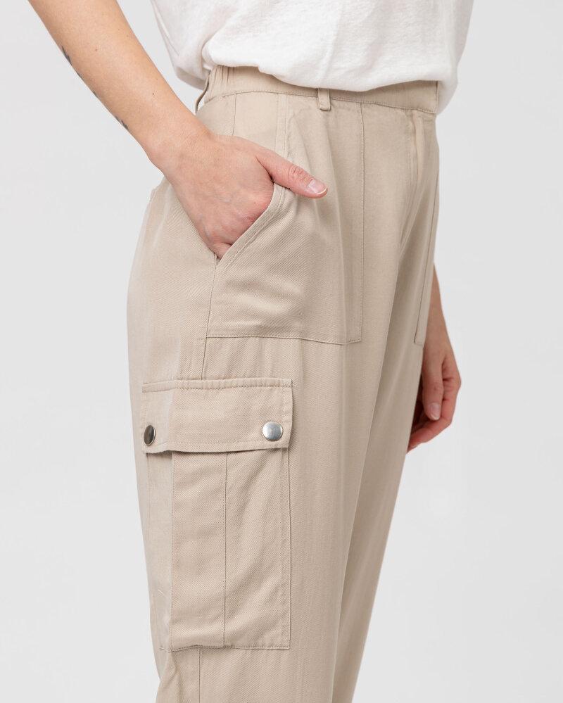 Spodnie One More Story 101592_1922 beżowy - fot:3