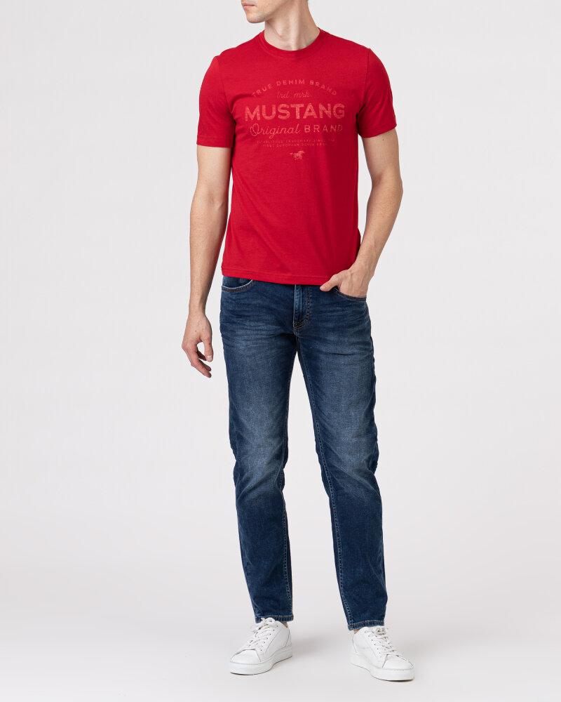 Spodnie Mustang 1006064_5000683 granatowy - fot:5