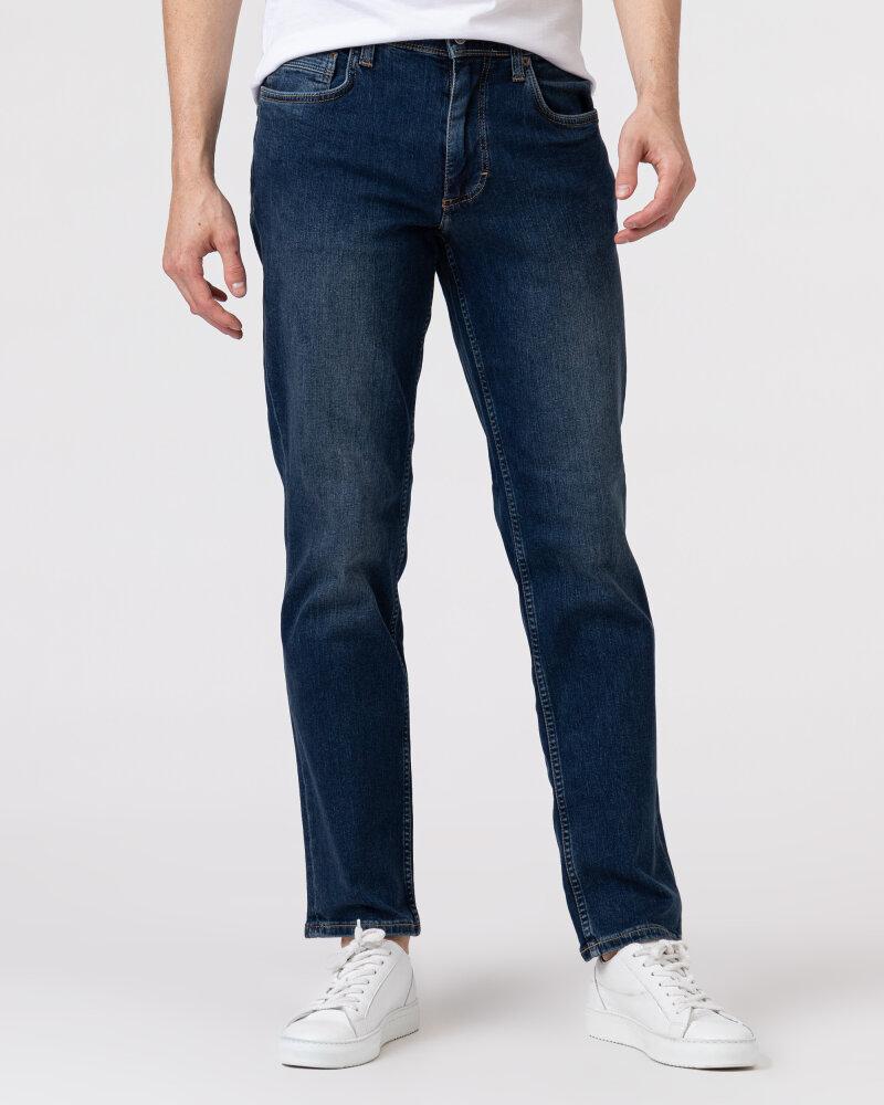 Spodnie Mustang 1007640_5000881 niebieski - fot:2