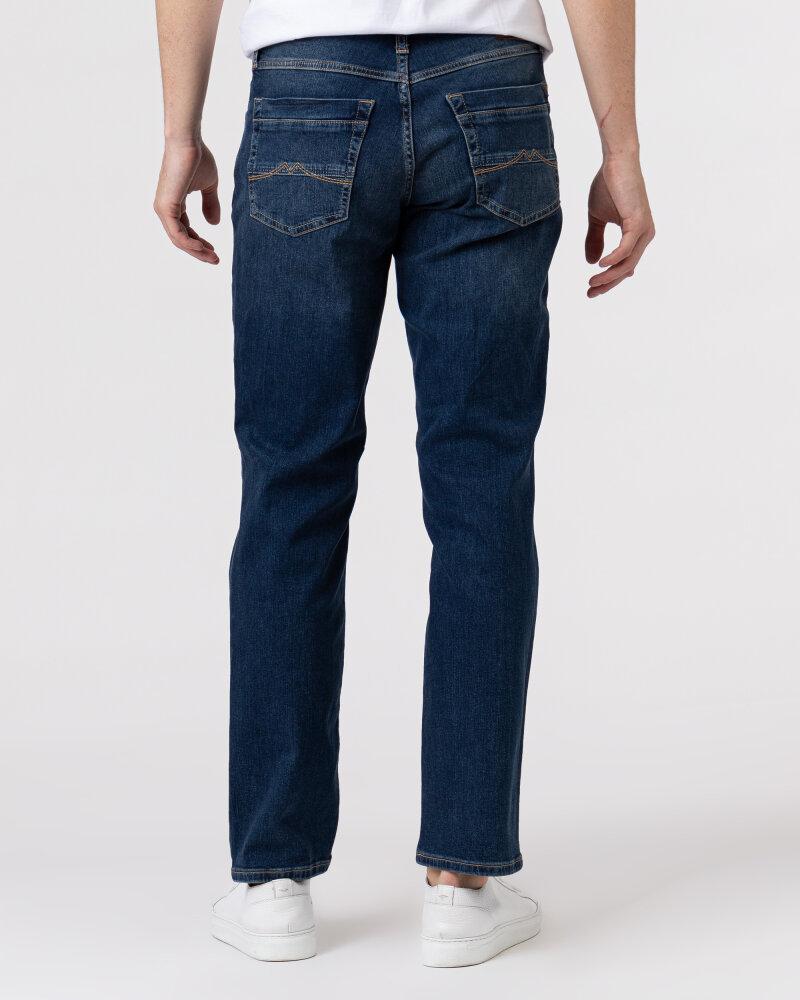 Spodnie Mustang 1007640_5000881 niebieski - fot:4