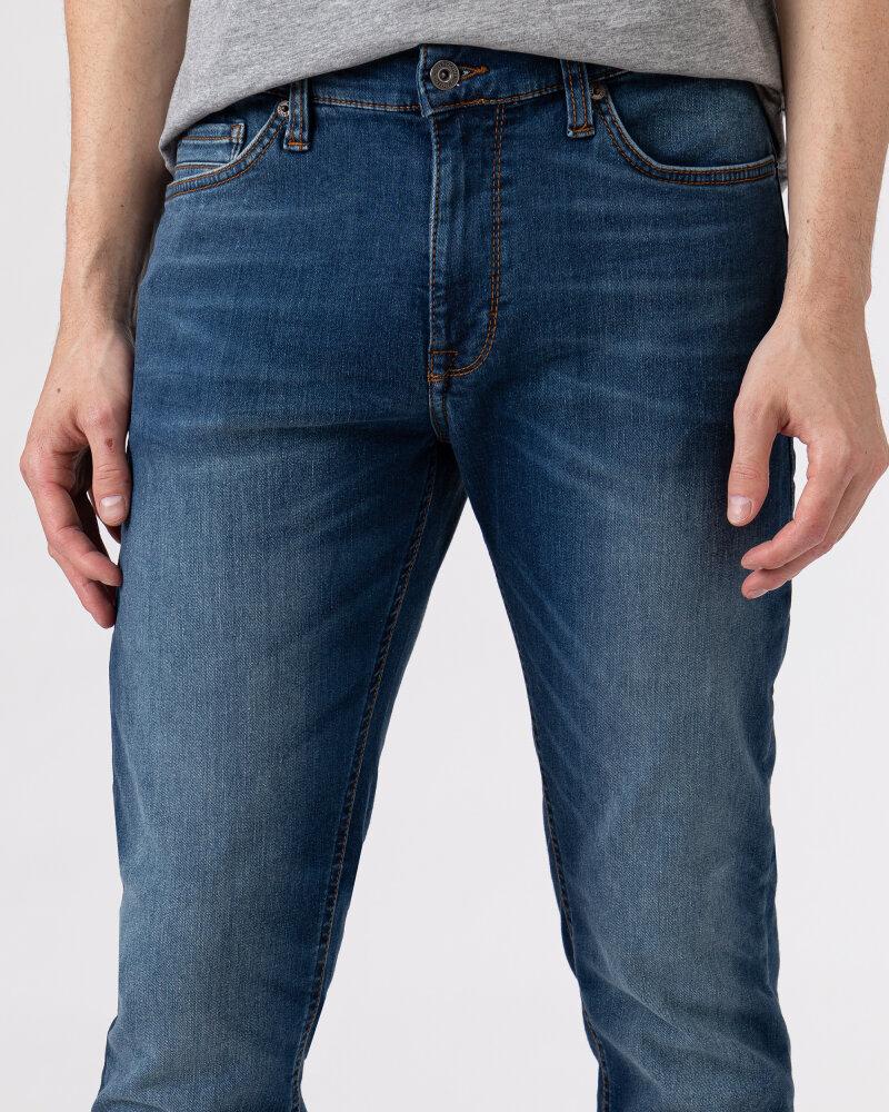 Spodnie Mustang 1008949_5000783 niebieski - fot:3