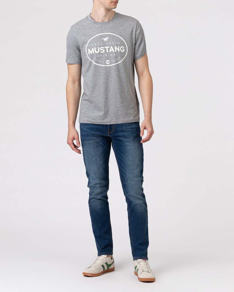 Spodnie Mustang 1008949_5000783 niebieski - fot:5