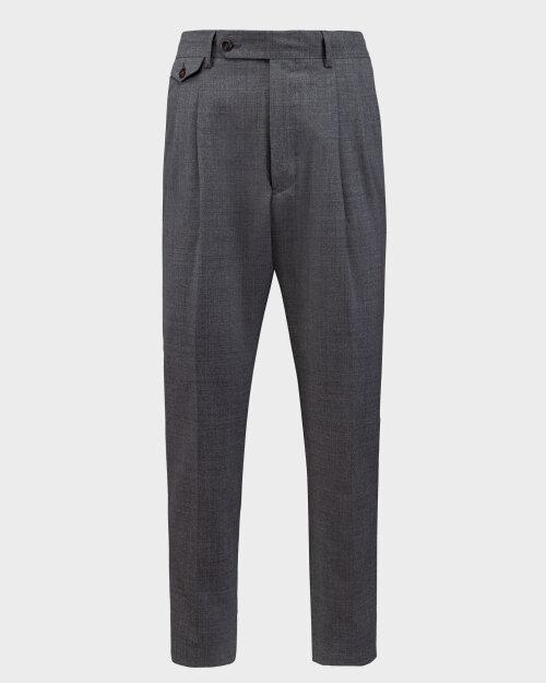 Spodnie Lardini EITEBE3_EI54072_900 ciemnoszary