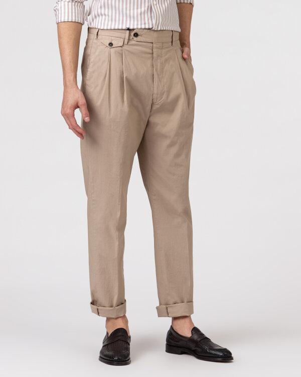 Spodnie Lardini EITEBE5_EI54091_200 beżowy