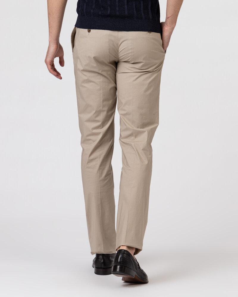 Spodnie Lardini EL30608_ELA56433_200 beżowy - fot:5
