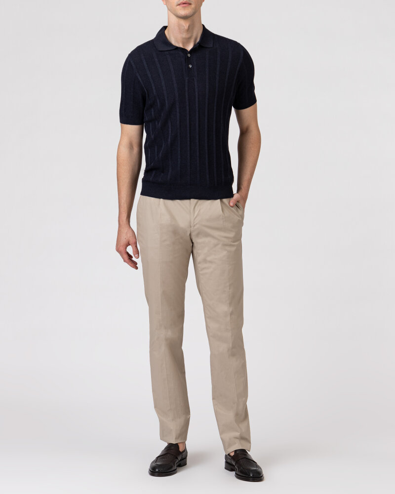 Spodnie Lardini EL30608_ELA56433_200 beżowy - fot:6