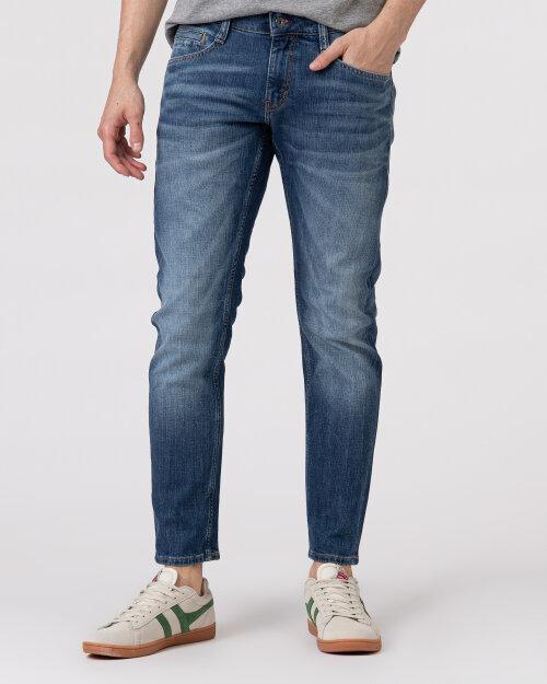 Spodnie Mustang 31165111_0583 niebieski