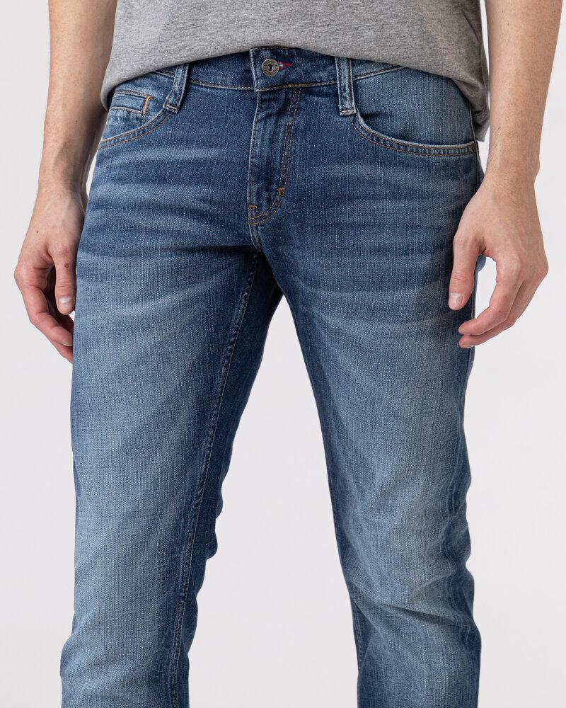 Spodnie Mustang 31165111_0583 niebieski - fot:3