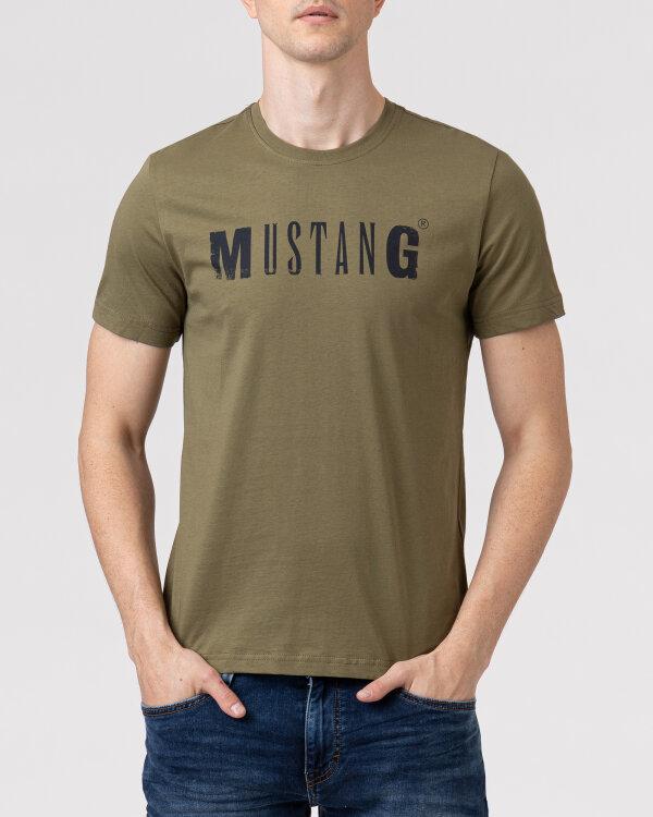 T-Shirt Mustang 1005454_6358 zielony