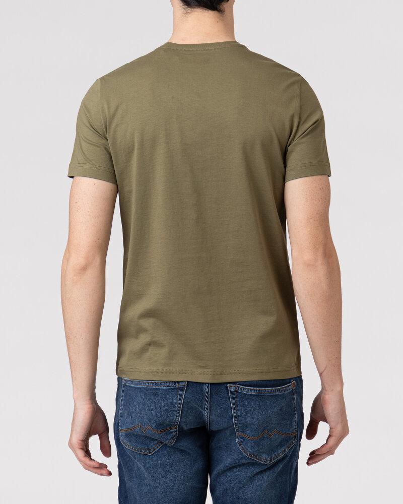 T-Shirt Mustang 1005454_6358 zielony - fot:4