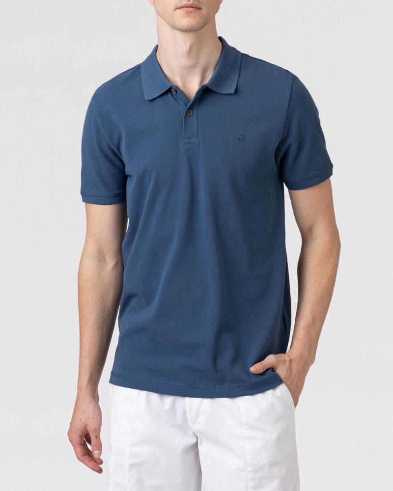 T-Shirt Mustang 1010689_5229 niebieski - fot:2