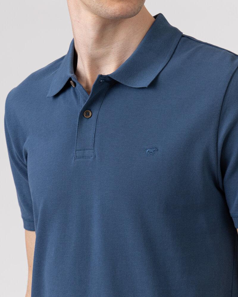 T-Shirt Mustang 1010689_5229 niebieski - fot:3