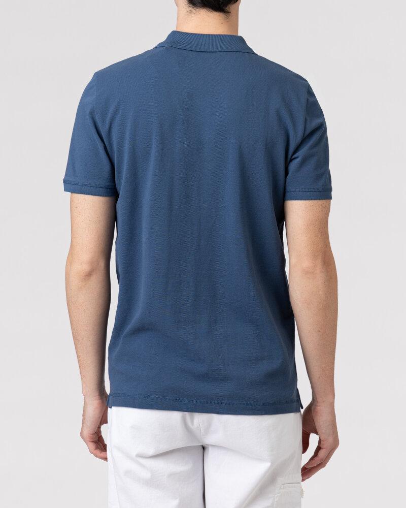 T-Shirt Mustang 1010689_5229 niebieski - fot:4