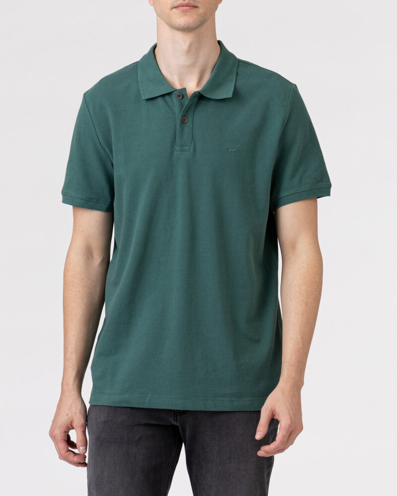 T-Shirt Mustang 1010689_6430 zielony - fot:2