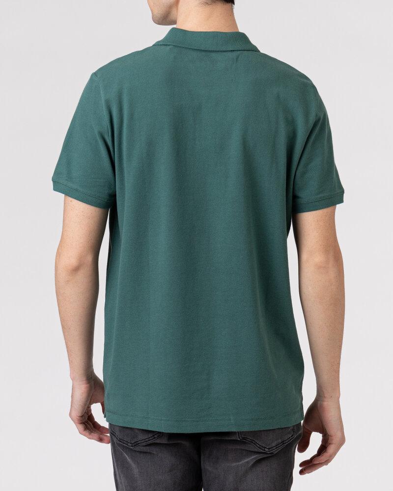 T-Shirt Mustang 1010689_6430 zielony - fot:4