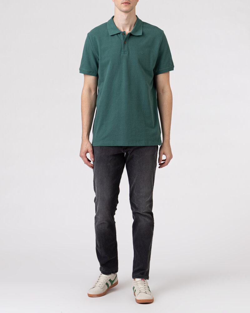 T-Shirt Mustang 1010689_6430 zielony - fot:5