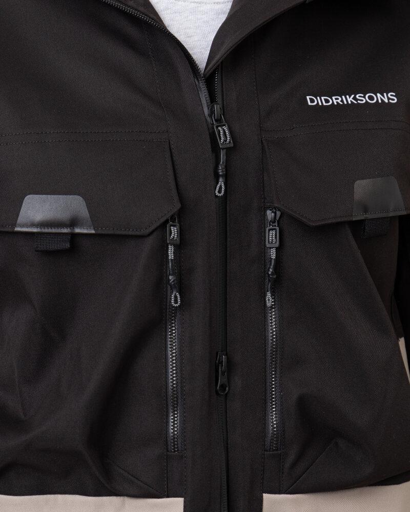 Kurtka Didriksons 503642_Stig Men's Jacket_403 czarny - fot:5