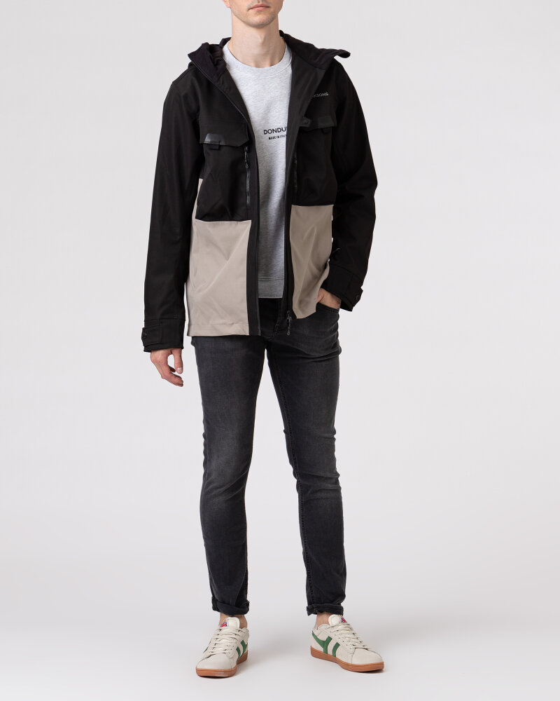 Kurtka Didriksons 503642_Stig Men's Jacket_403 czarny - fot:6