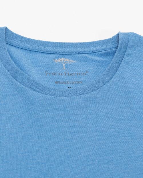 T-Shirt Fynch-Hatton 11211607_611 niebieski
