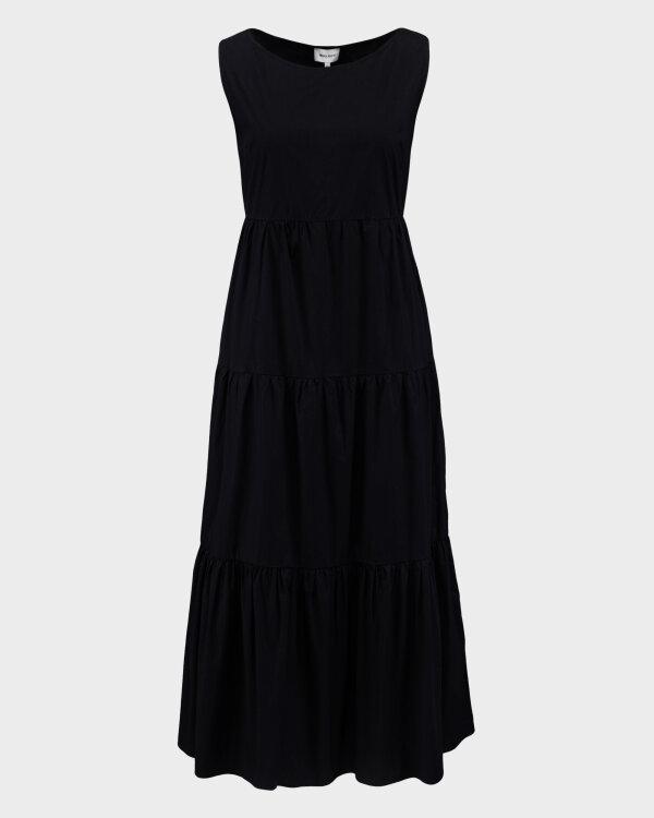 Sukienka Woolrich CFWWDR0074FRUT1509_100 czarny