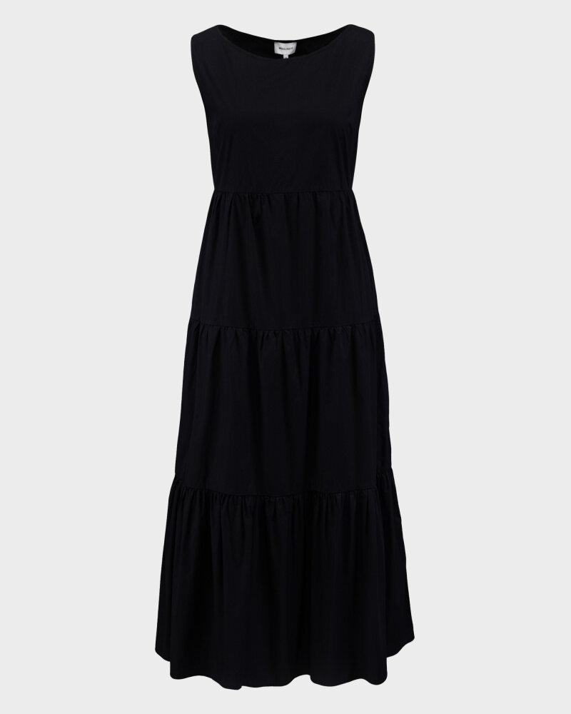 Sukienka Woolrich CFWWDR0074FRUT1509_100 czarny - fot:1