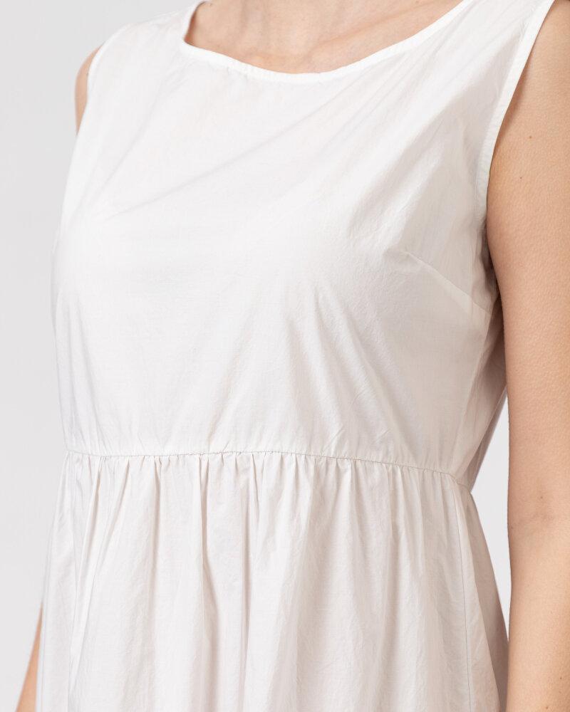 Sukienka Woolrich CFWWDR0074FRUT1509_800 biały - fot:3