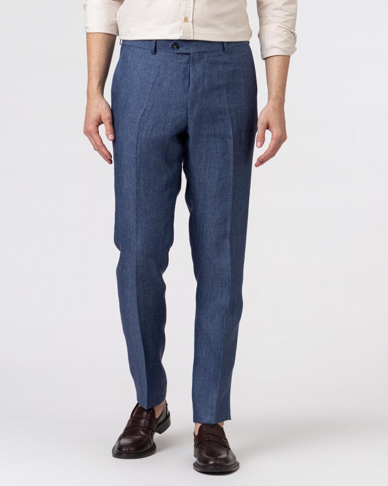 Spodnie Oscar Jacobson DENZ 5170_8747_278 niebieski - fot:2