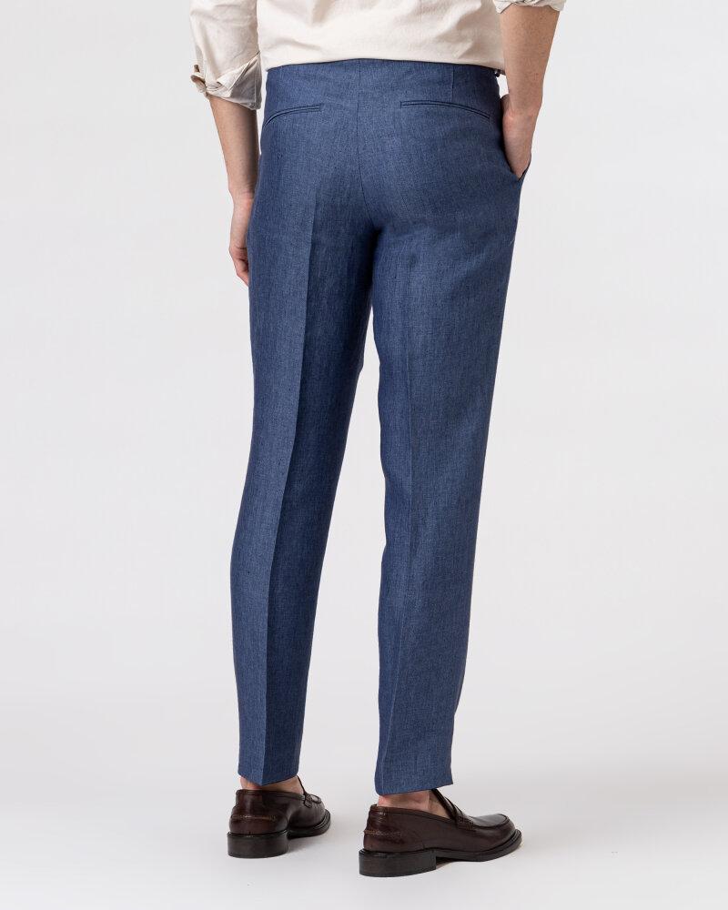 Spodnie Oscar Jacobson DENZ 5170_8747_278 niebieski - fot:4