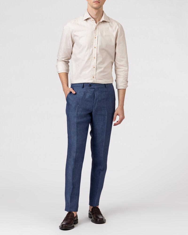 Spodnie Oscar Jacobson DENZ 5170_8747_278 niebieski - fot:5