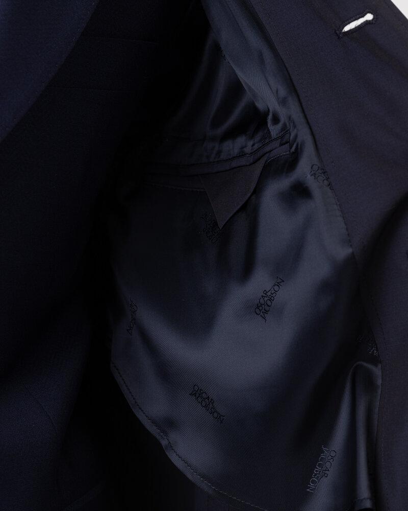 Płaszcz Oscar Jacobson STAN 715_4996_208 granatowy - fot:4