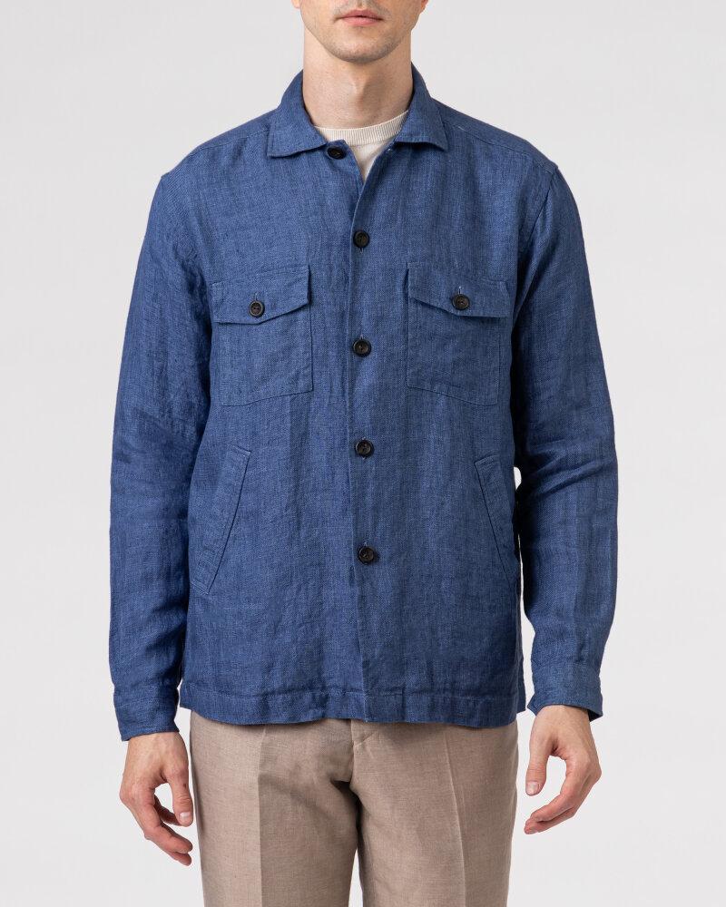 Koszula Eton 1000_02088_26 niebieski - fot:2