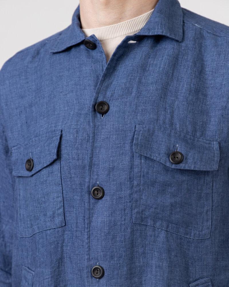Koszula Eton 1000_02088_26 niebieski - fot:3