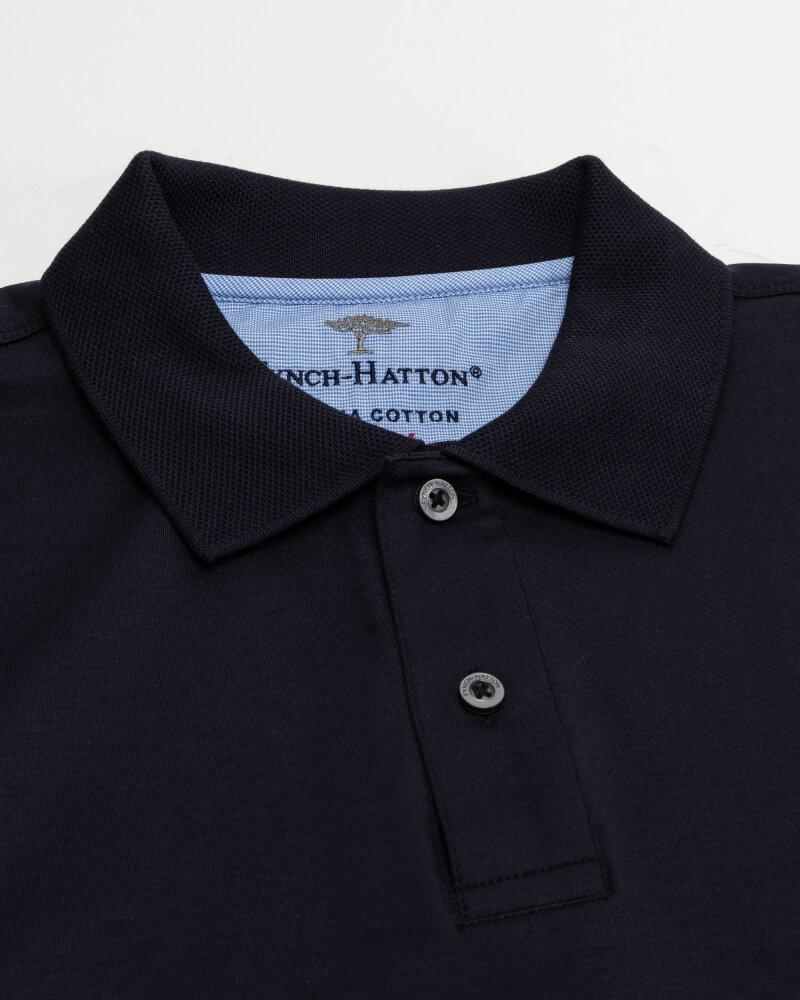 Polo Fynch-Hatton 11211710_685 granatowy - fot:2