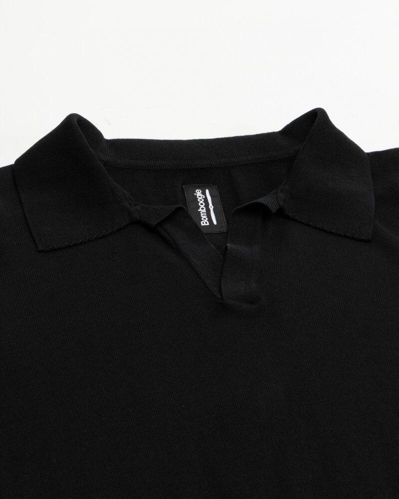 Sweter Bomboogie MM7014_KTP2_90 czarny - fot:2