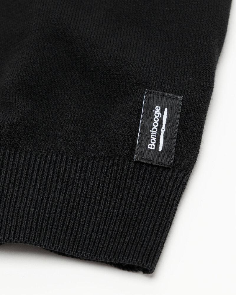 Sweter Bomboogie MM7014_KTP2_90 czarny - fot:3