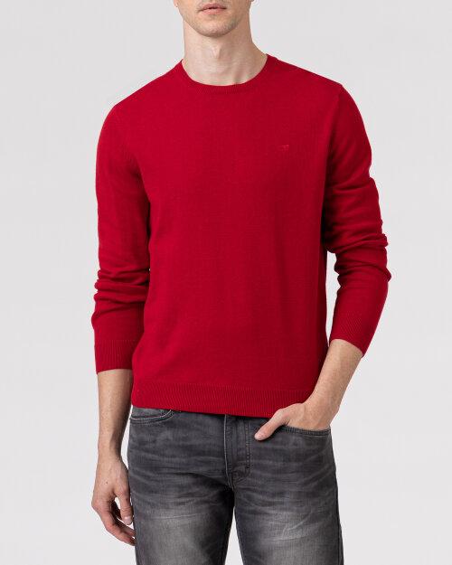 Sweter Mustang 1010105_7189 czerwony