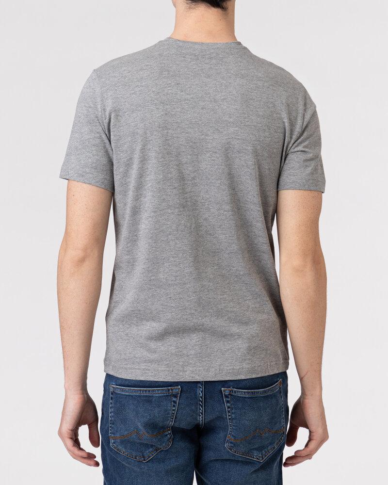 T-Shirt Mustang 1005454_4140 szary - fot:4
