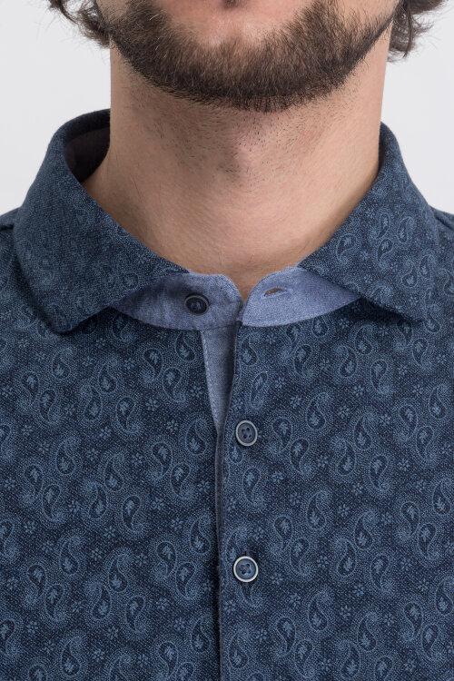 T-Shirt Pierre Cardin 92322_53974_3000 granatowy