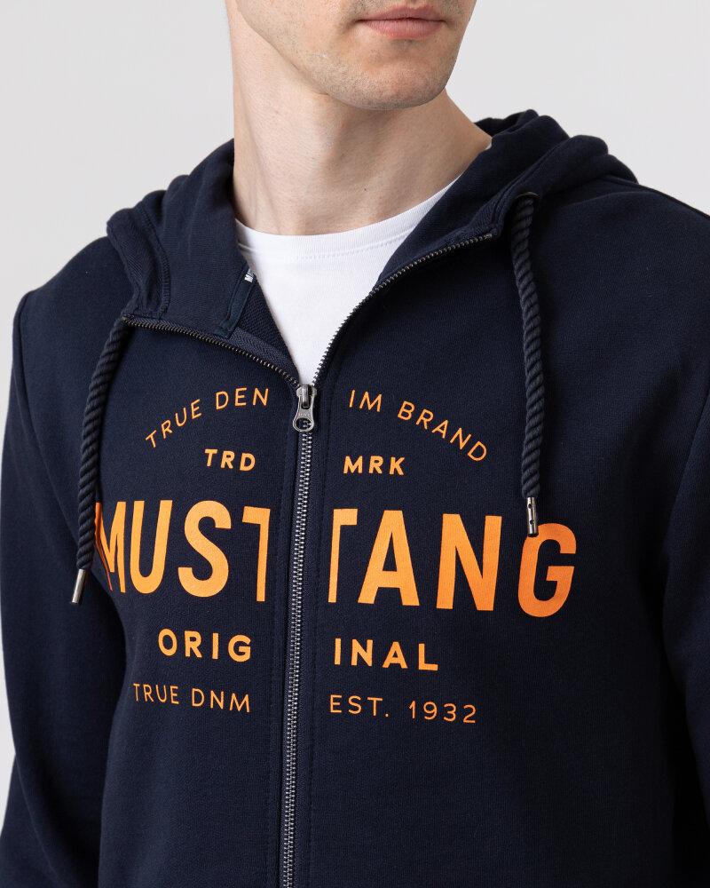 Bluza Mustang 1010816_4136 granatowy - fot:3