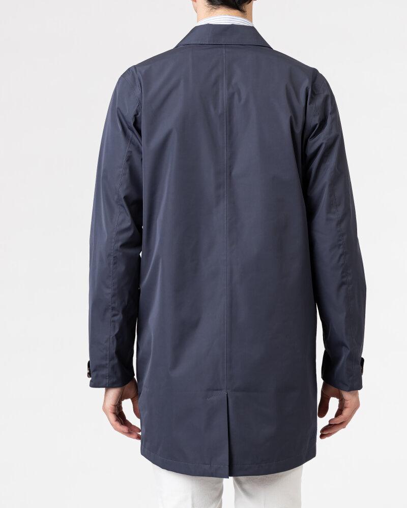 Kurtka Didriksons 503060_Rex Men's Coat_347 granatowy - fot:4
