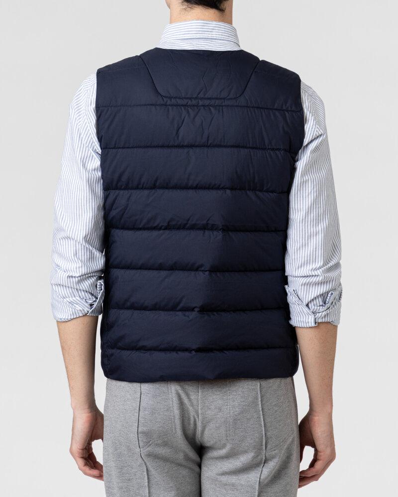 Kamizelka Didriksons 503025_Vidar Men's Vest_999 granatowy - fot:4